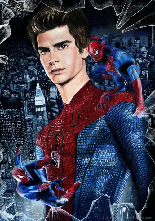Phim Người Nhện 4 - The Amazing Spider Man