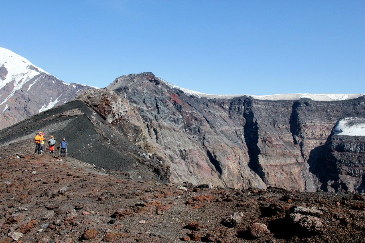Картинки извержение вулкана