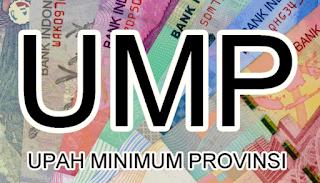 Upah Minimum Provinsi Di Indonesia Tahun 2016