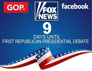 GOP Debate Countdown