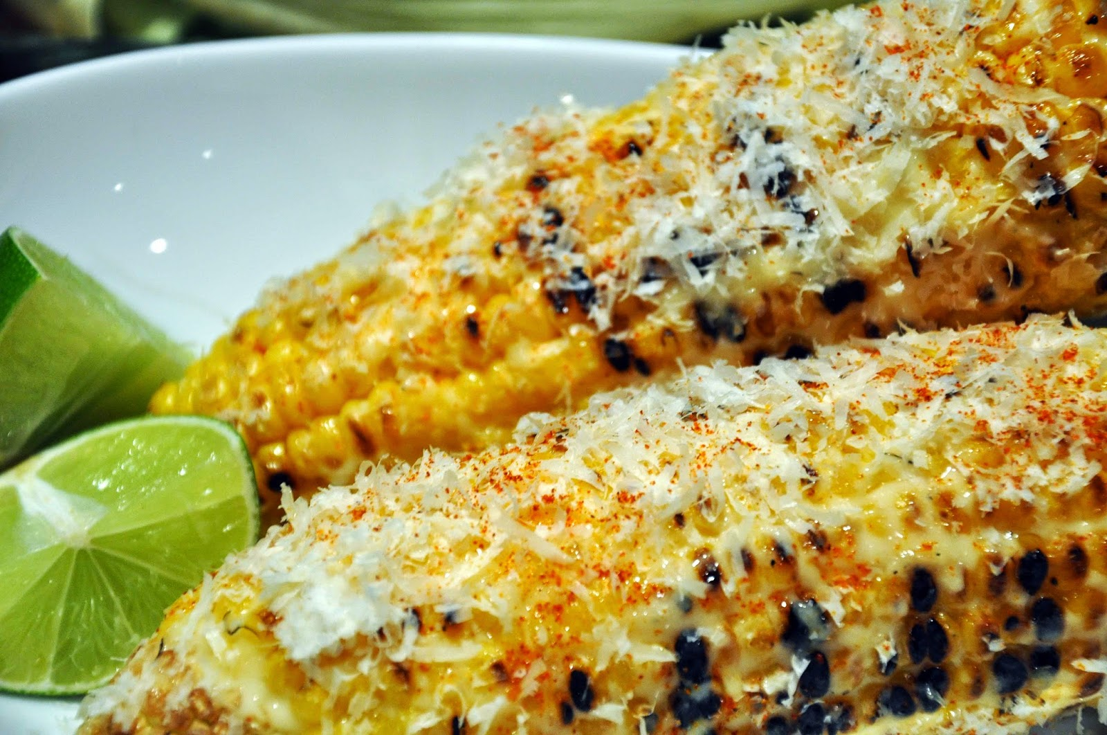 Mexican Corn on the Cob | OH HOW I LOVE FOOD | Pinterest
