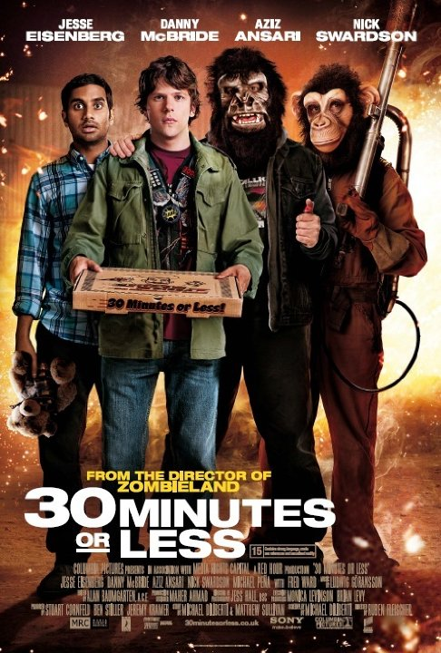 30 Minutes or Less 2011 full dvd