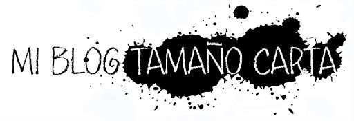 MI BLOG TAMAÑO CARTA