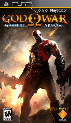 Lançamentos 2012 Downloads Download God of War: Ghost of Sparta   PSP