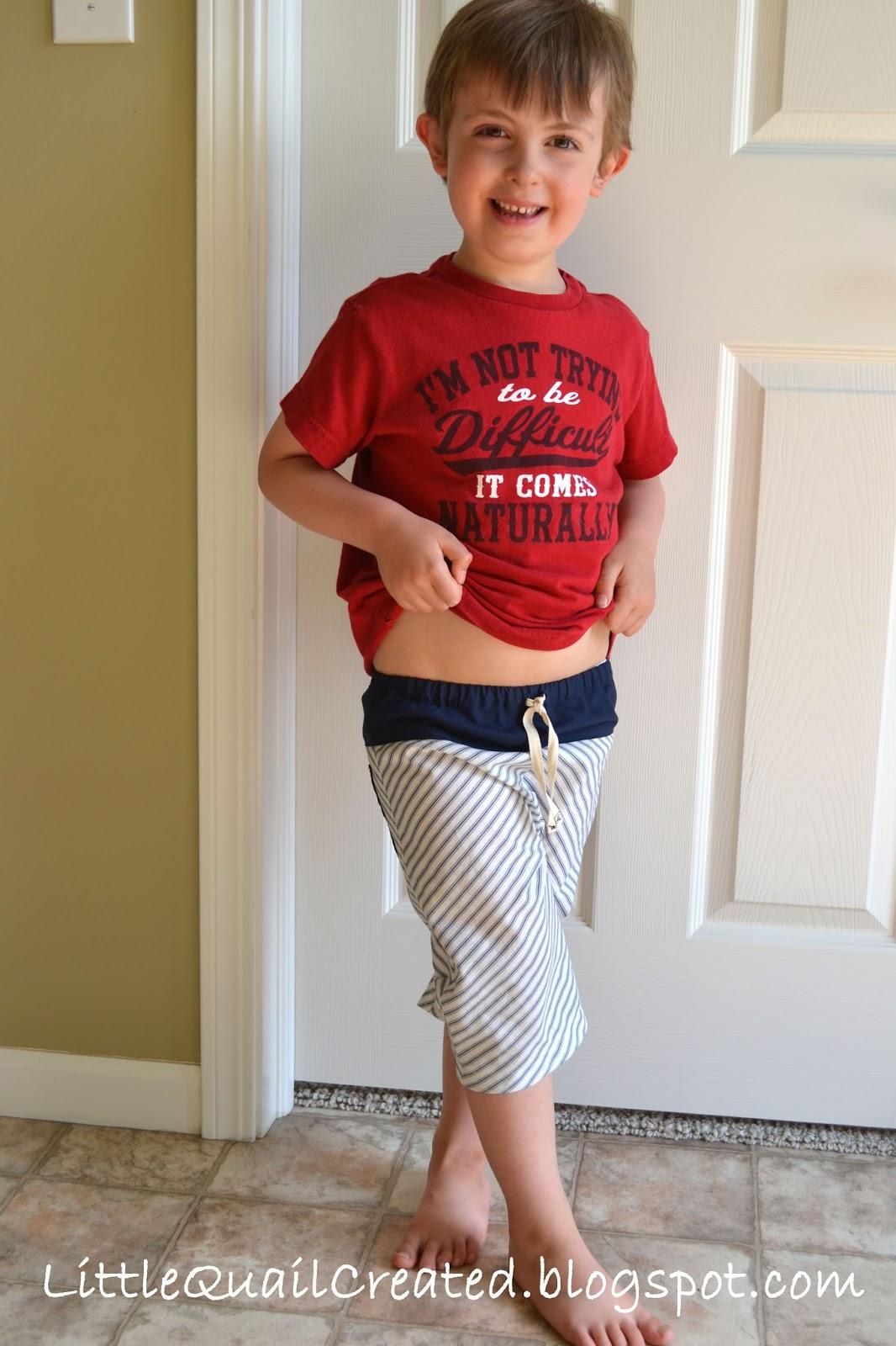 little quail spring 2015 kcw stitch wear play boy shorts
