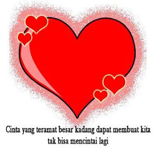 Kata Mutiara Cinta :