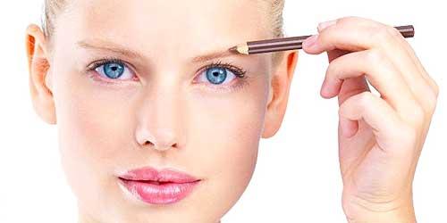 como maquillarte las cejas en 2016