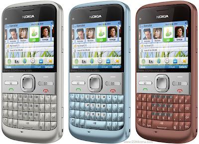 Harga Nokia E5 Qwerty Terbaru