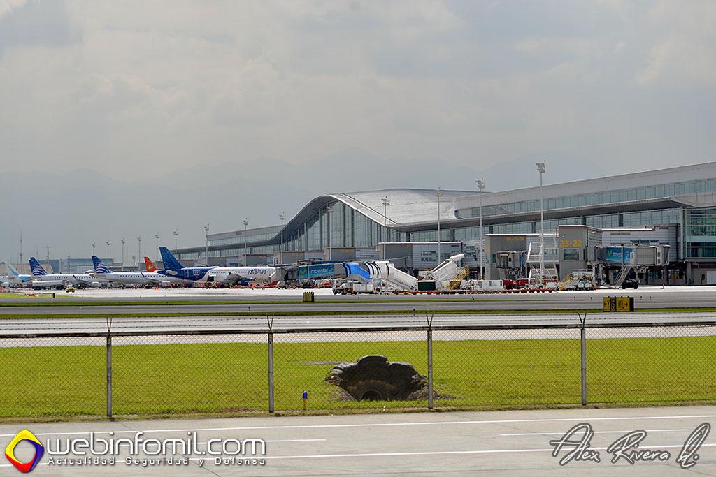 Aeropuerto Internacional Eldorado Bogotá