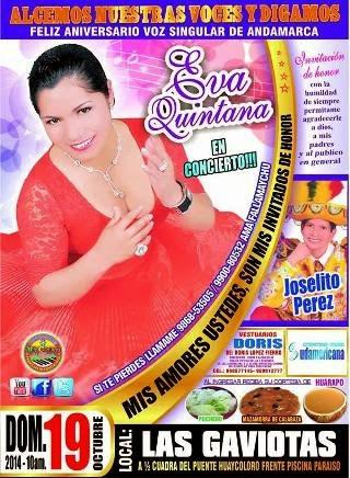 ANIVERSARIO DE EVA QUINTANA