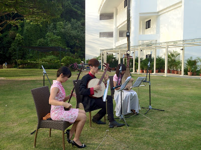Local Singapore musicians