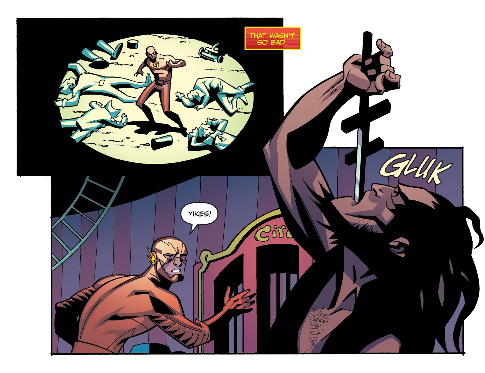 The Flash: Season Zero [I] Issue #4 #4 - English 10