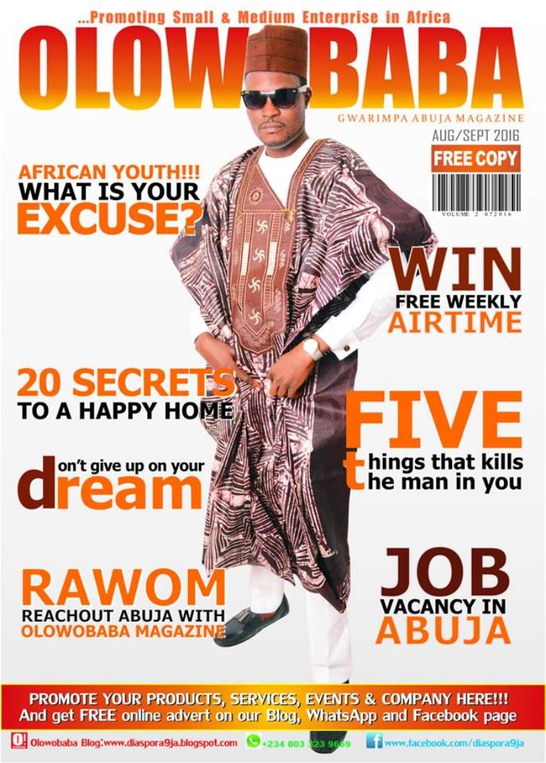 Olowobaba Magazine