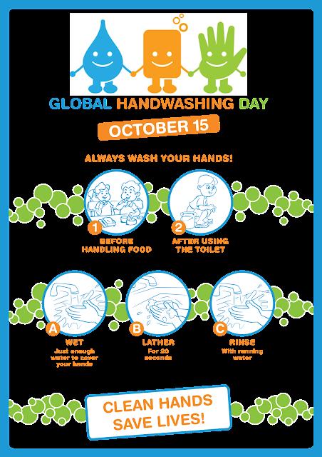 Global Handwashing Day 2014