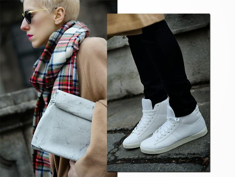 white sneakers beeswonderland