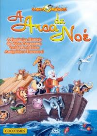 Filme A Arca de Noé Dublado AVI DVDRip