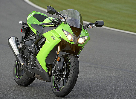Kawasaki Zxr Saddle Bags