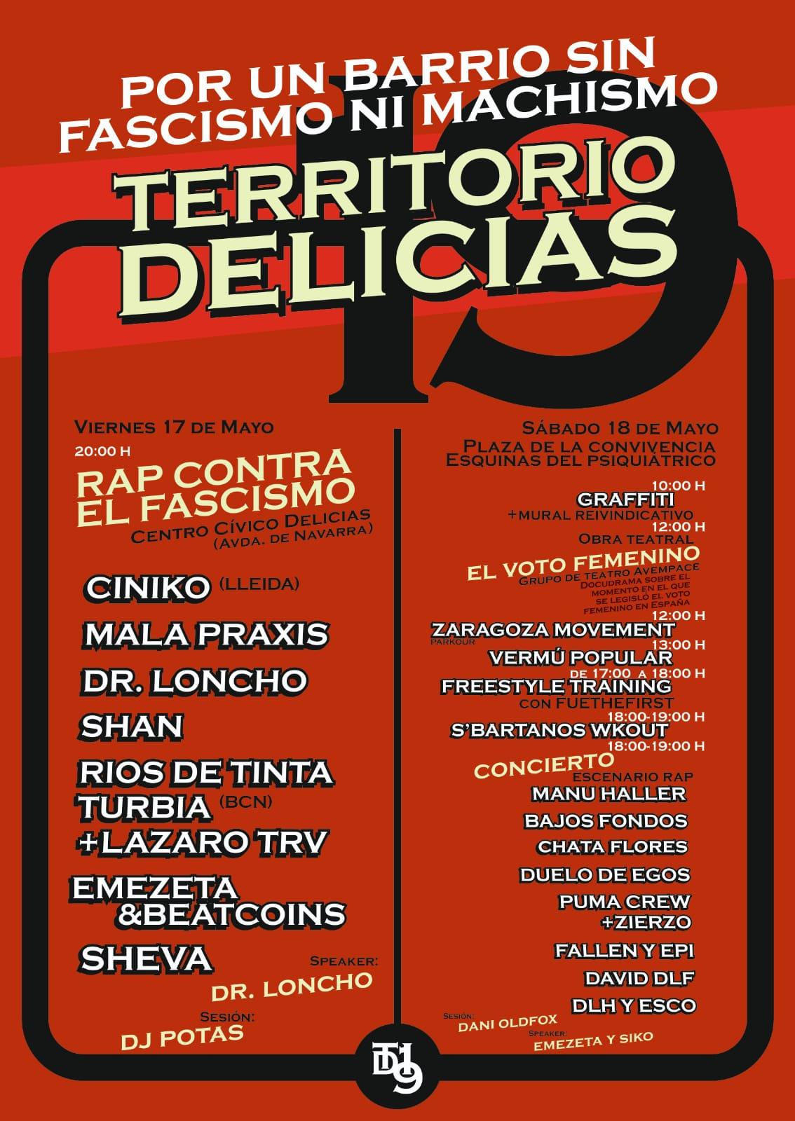 Territorio Delicias 19