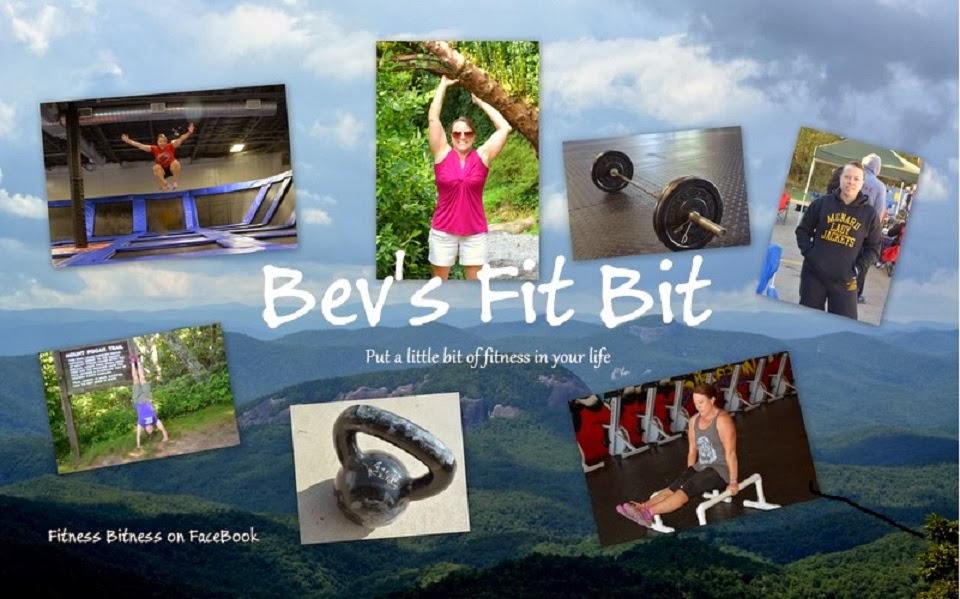 Bev's Fit Bit