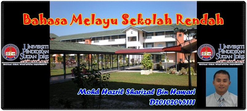 Bahasa Melayu Sekolah Rendah
