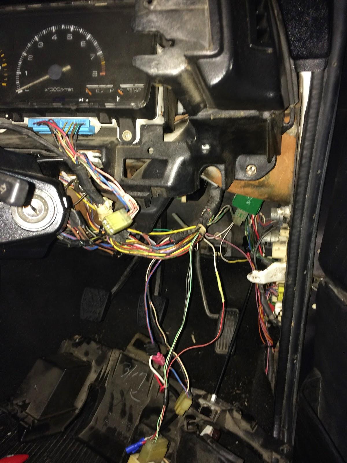 Tysons AE86 Trueno: Electricals - Headlights | Ae86 Headlight Wiring Diagram |  | Tysons AE86 Trueno