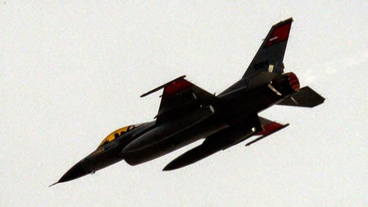 Egipto bombardea a ISIS en retaleación por presunta decapitación de mas de 12 egipcios