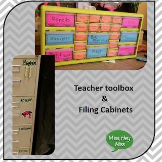 Miss, Hey Miss! Teacher toolbox