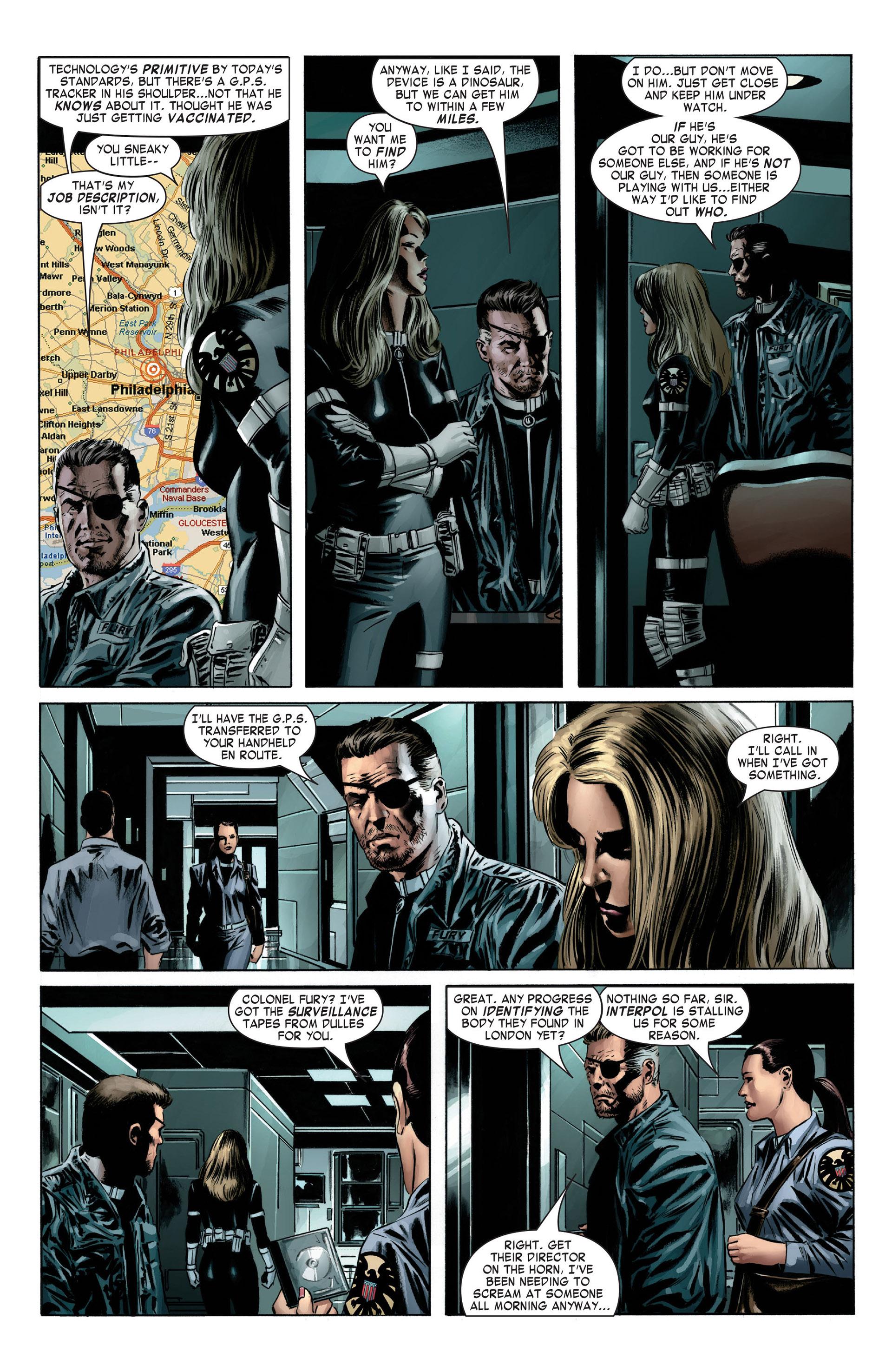 Captain America (2005) Issue #4 #4 - English 7