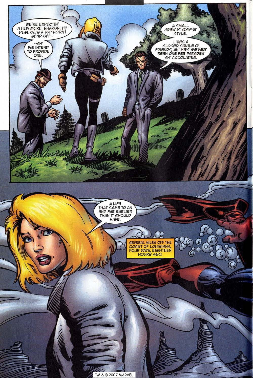 Captain America (1998) Issue #46 #53 - English 4