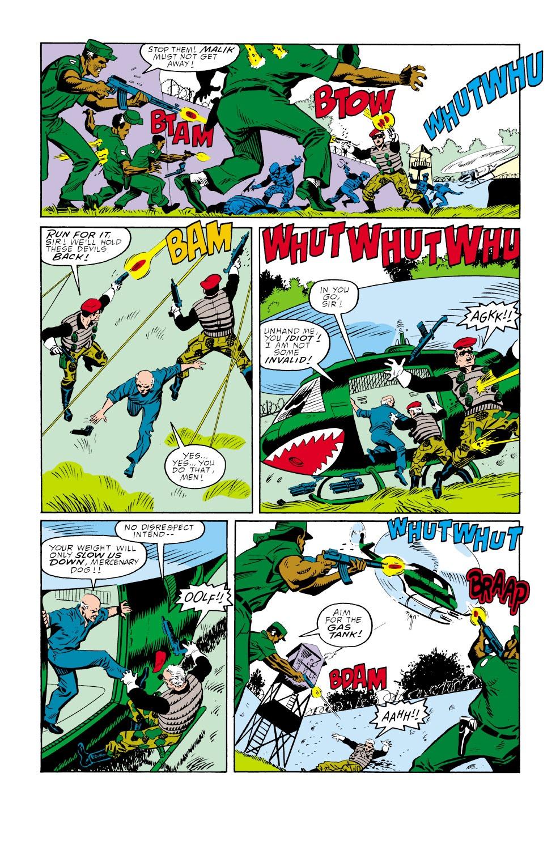 Captain America (1968) Issue #347 #277 - English 12
