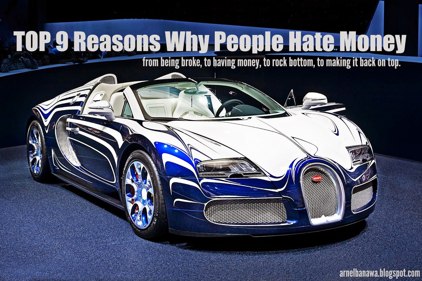TOP 9 Reasons Why People Hate Money - From a Beachbody Coach