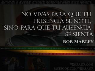 Frases de Reggae - Bob Marley