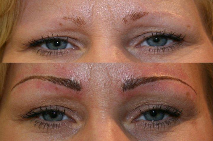 Semi Permanent Makeup Brows Semi Permanent Makeup to a