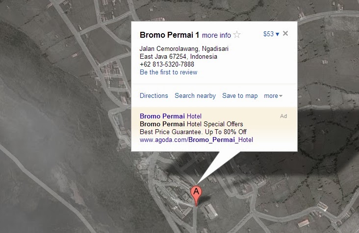 Bromo permai hotel ~ bromo travel guide