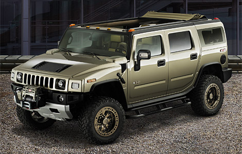 Hummer H4 Inside >> Hummer H4 Review | Cars Gallery