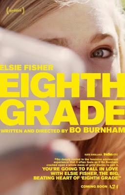Eighth Grade 2018 DVD R1 NTSC Sub