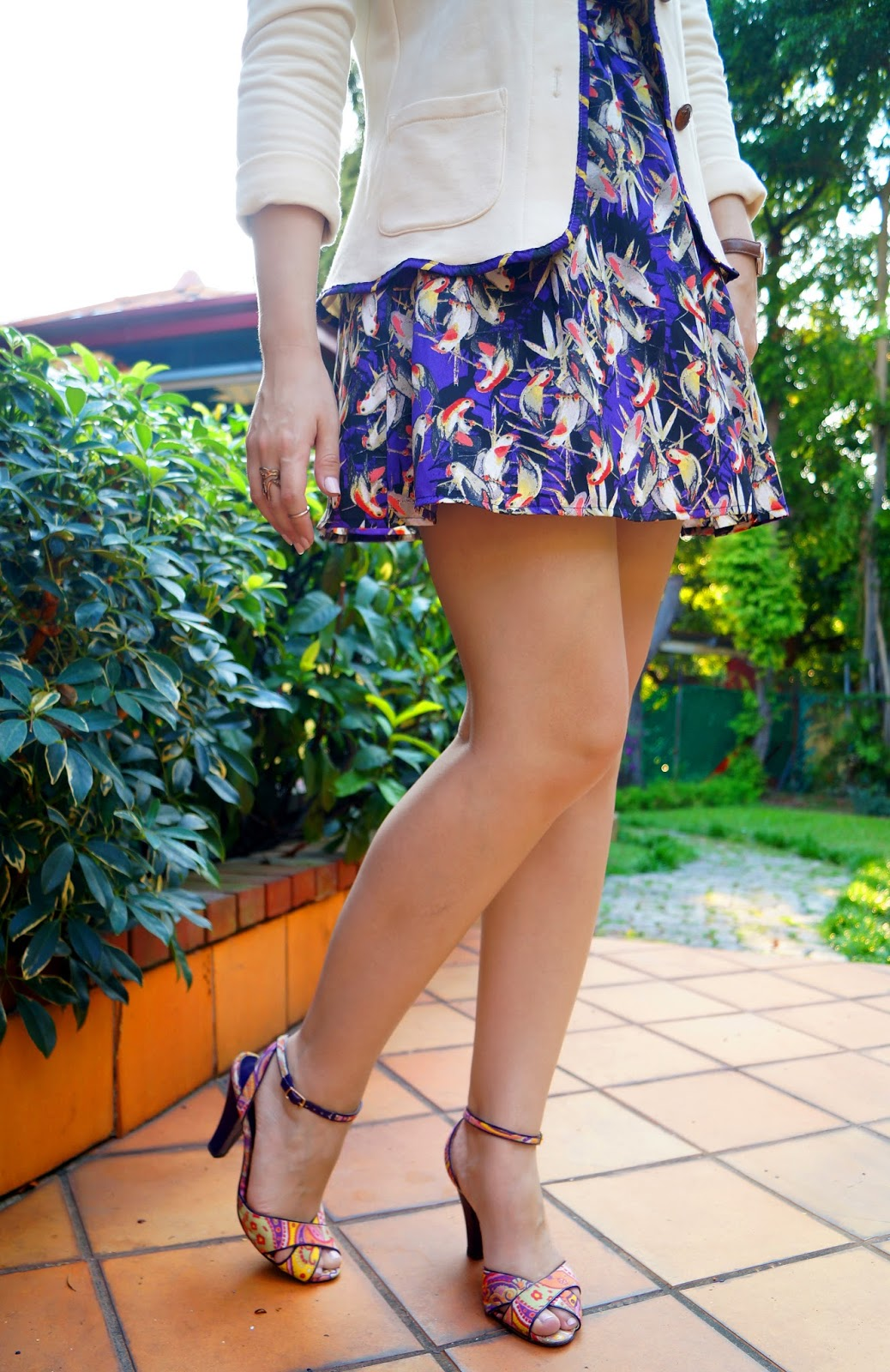 daily outfits blog, steve madden heels, preppy outfit, dorians dress, fashion trend 2014
