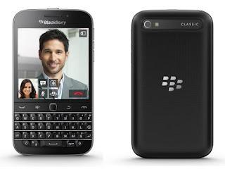 Harga dan Spesifikasi BlackBerry Q20 Classic Terbaru
