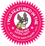 Simon Says Stamp Designer in the Spotlight