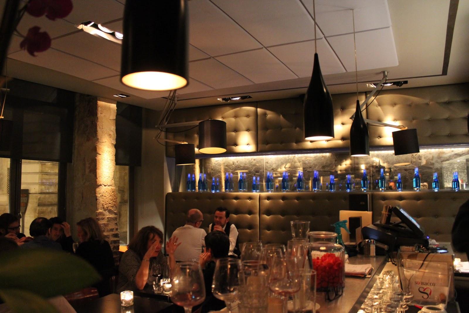 Club gastronomique prosper montagn par alain kritchmar - Les gars dans la cuisine ...