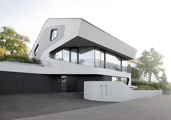 Casa de diseño, Jürgen Mayer