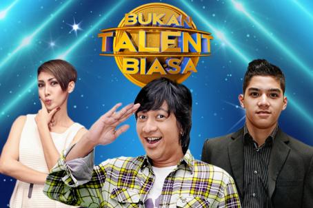 Bukan Talent Biasa BTB 2014