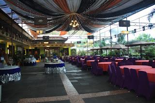 Dekorasi Catering Luar