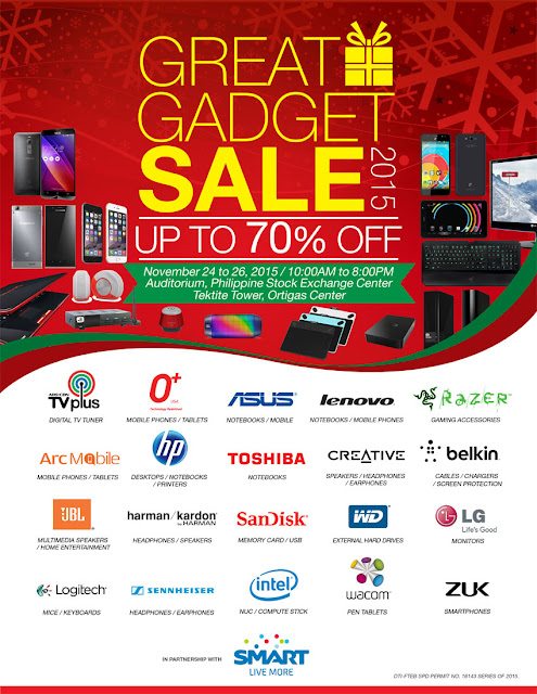 Great Gadget Sale 2015