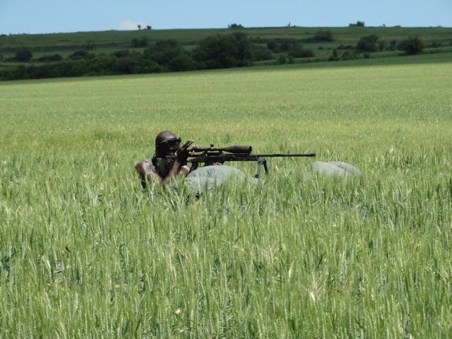 Truy Tìm Nội Gián, Sniper: Ghost Shooter