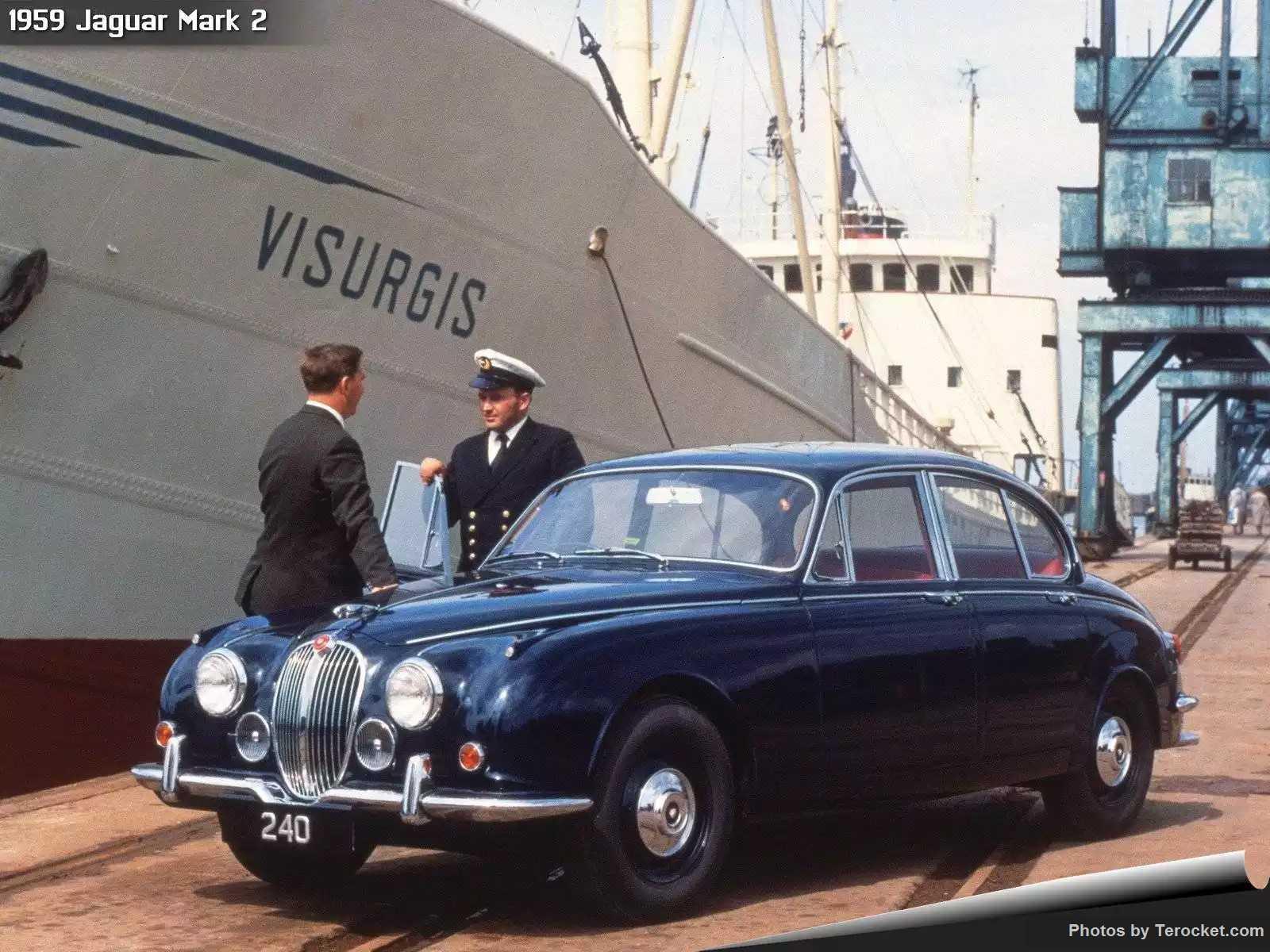 Hình ảnh xe ô tô Jaguar Mark 2 1959 & nội ngoại thất