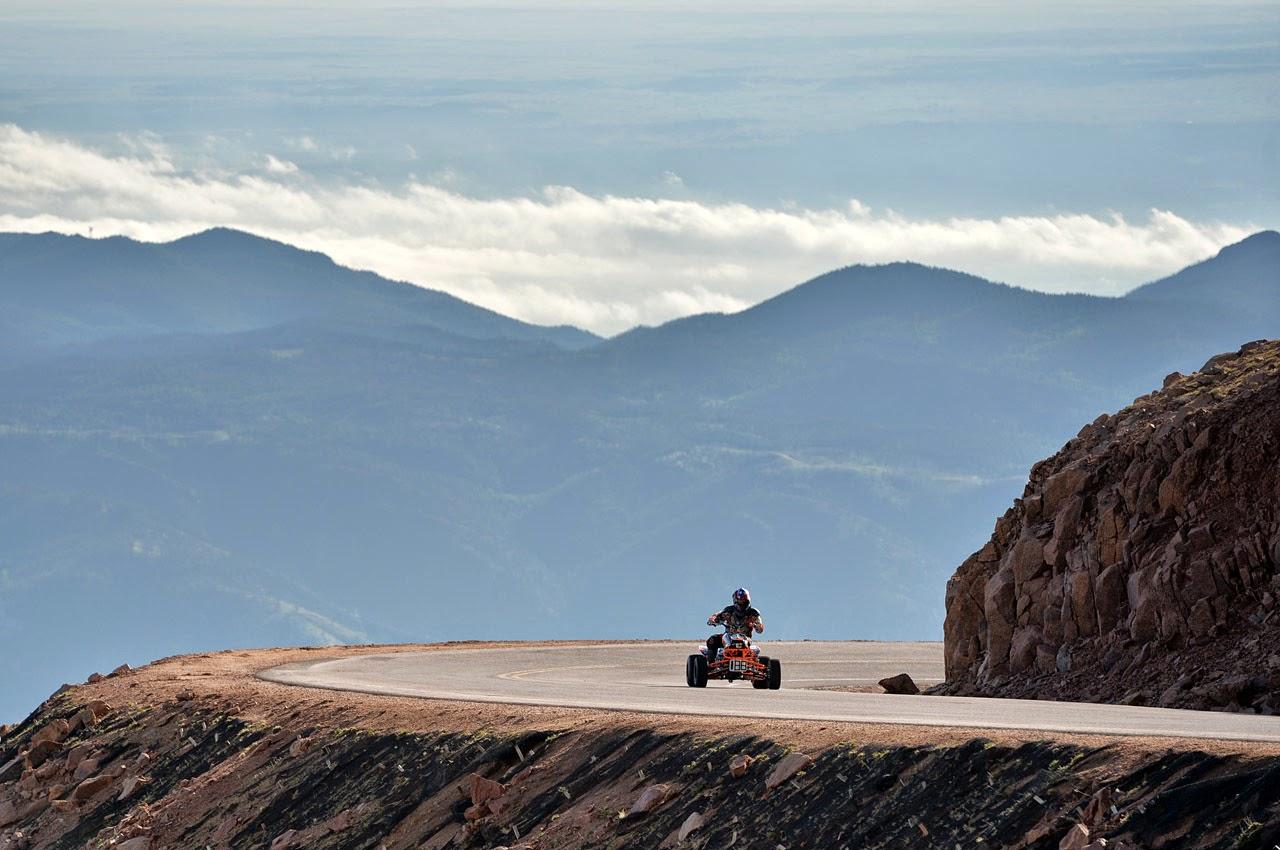 2014 pikes peak hill - photo #27