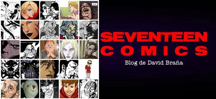 Seventeen Comics