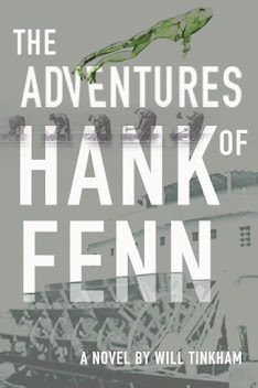 THE ADVENTURES OF HANK FENN (Click cover to order.)