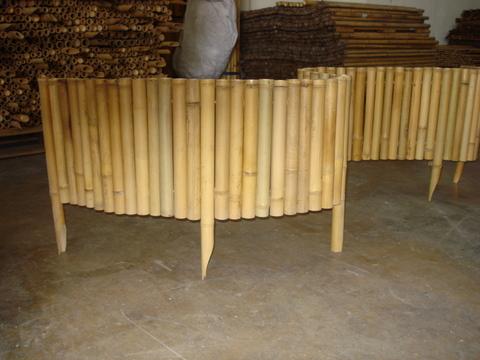 Bamboo Garden Edging2